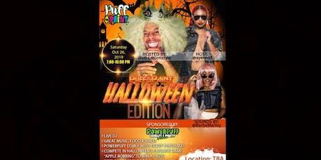 Puff&Paint:Halloween Edition tickets