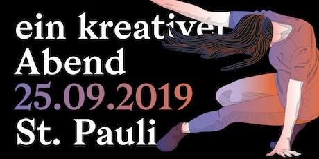 25.09 ein kreativer Abend Tickets