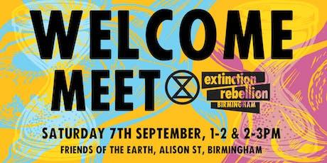 XRBham Welcome Meeting Tickets, Multiple Dates | Eventbrite