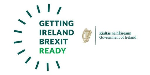 Brexit: Practical steps to keep agri-food trade moving (Cork)