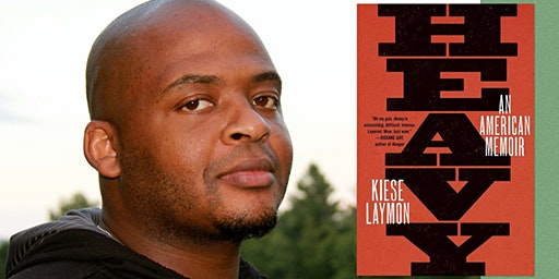 "MLK Book Club ""Heavy: An American Memoir"" by Kiese Laymon"