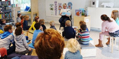 Voorlezen en knutselen : Olifanten (4 - 8 jaar)