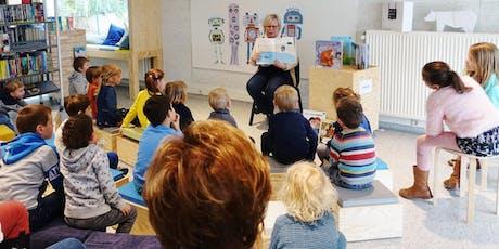 Voorlezen en knutselen : Olifanten (4 - 8 jaar) billets
