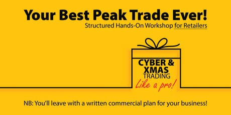 Your Best Peak Trade - EVER! (hands-on workshop) tickets