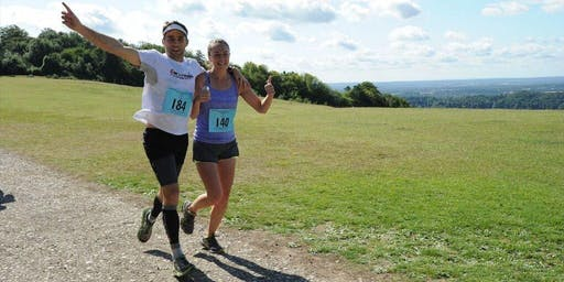 North Downs Way Half Marathon