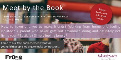 Meet by the Book tickets