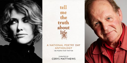 Tell Me The Truth About Life: Cerys Matthews and Michael Morpurgo in conversation