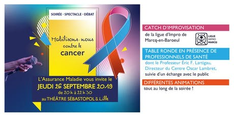Mobilisons-nous contre le cancer tickets