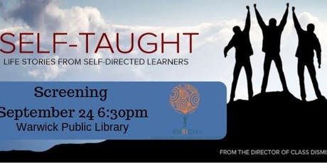 Self-Taught: Life Stories From Self-Directed Learners tickets