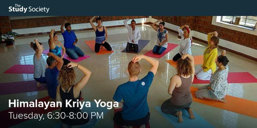 Himalayan Kriya Yoga with Cristina Berar – The Study Society