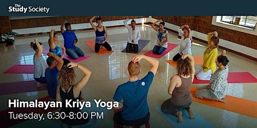 Himalayan Kriya Yoga with Cristina Berar – The Study Society