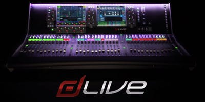 WILM's dLive Mix Master Class
