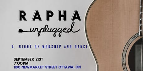 Rapha Unplugged  tickets