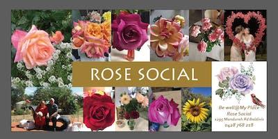 Valentine's Day - Rose Garden High Tea - Party