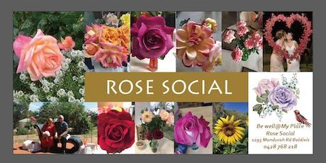Valentine's Day - Rose Garden High Tea - Party  tickets