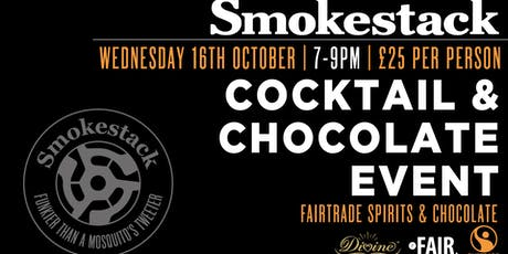Cocktail & Chocolate Event tickets