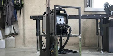 Workshop Metall – WIG Aluminium Schweißen Tickets