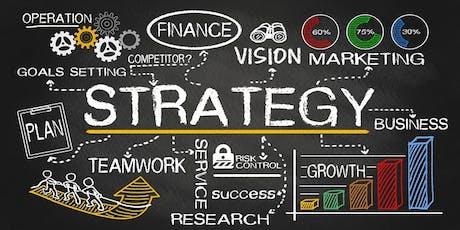 Stratégie pour entrepreneurs et business leaders tickets