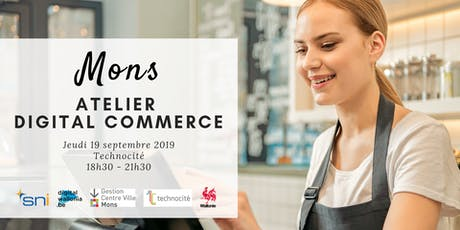 Mons   Atelier Digital Commerce tickets