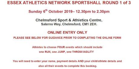 EAN Sportshall 2019  Round 1 tickets