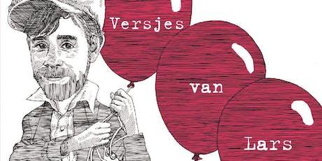 De Gedichtenclub met De Versjes van Lars (9+) tickets