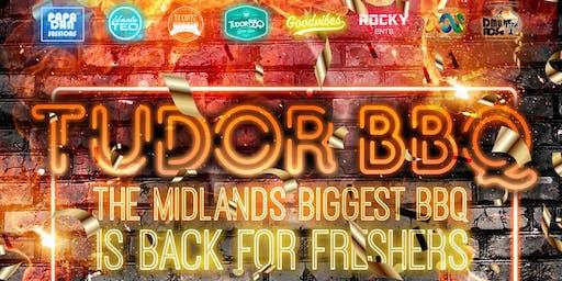 Tudor BBQ : Freshers Edition