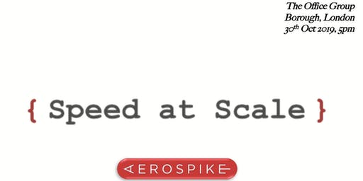 Aerospike - modern database engineering for speed at scale (technical)