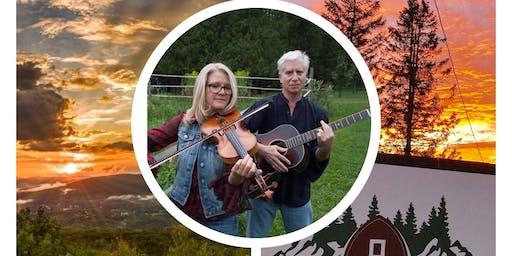Duo Eamon Kicks off Wigwam Fall Foliage Sunset Serenade Series