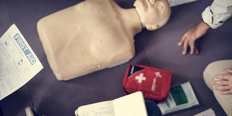 L3 Award in First Aid at Work (Qualsafe) tickets