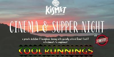 Kismet Cinema & Supper Night - COOL RUNNINGS