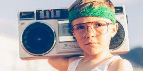 Soirée des 1980's! Retro 80's night!