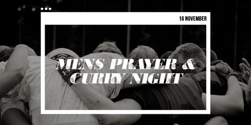 Men's Prayer and Curry Night