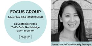 Perth, BWA: Focus Group & Business Mastermind