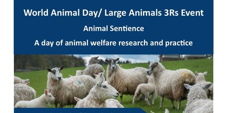 SRUC/JMICAWE Animal Welfare Day tickets
