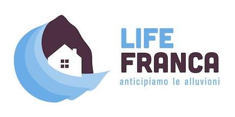 Life FRANCA: 'La difesa dalle alluvioni in Trentino' biglietti