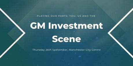 Playing Our Parts : You, Us, and the GM Investment Scene tickets