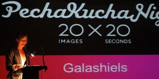 PechaKucha Night Galashiels - VOL. 9 | Open theme