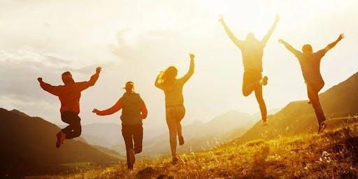 Find Happiness Through Mindfulness, Yoga & Meditation