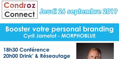 Condroz Connect - Booster votre personal branding tickets