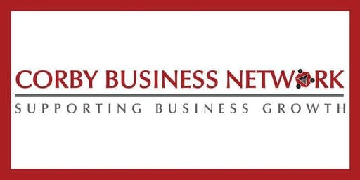 Corby Business Network September 2019 Meeting
