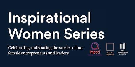 Inspirational Women Series feat Impact Women  tickets