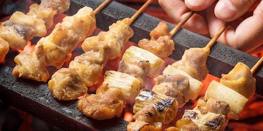 The Japanese Pantry: Yakitori & Chicken Butchery Cooking Class