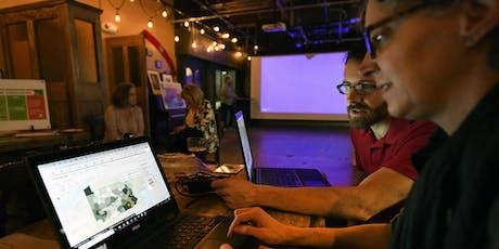 Democracy for America mapathon tickets