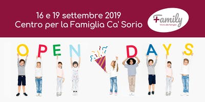 Open Days Family+