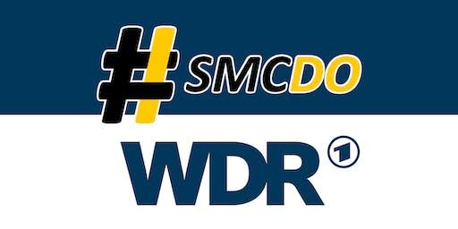#SMCDO meets #DIWODO19 + #WDR - Besuch des Studio Dortmund