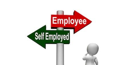 Employment Status Update Webinar tickets