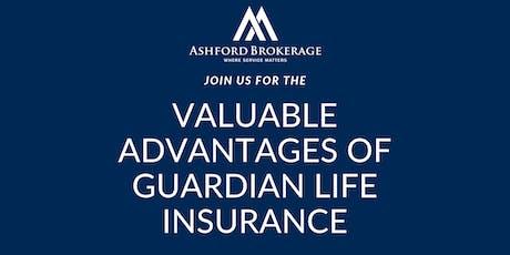 Valuable Advantages of Guardian Life Insurance entradas