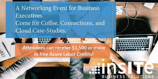 Coffee Connections: An Executive Roundtable Event