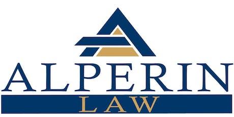 Alperin Law Grand Opening tickets