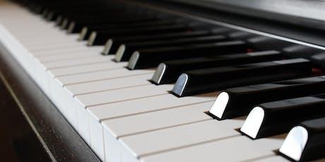 Shinae Kim, piano tickets